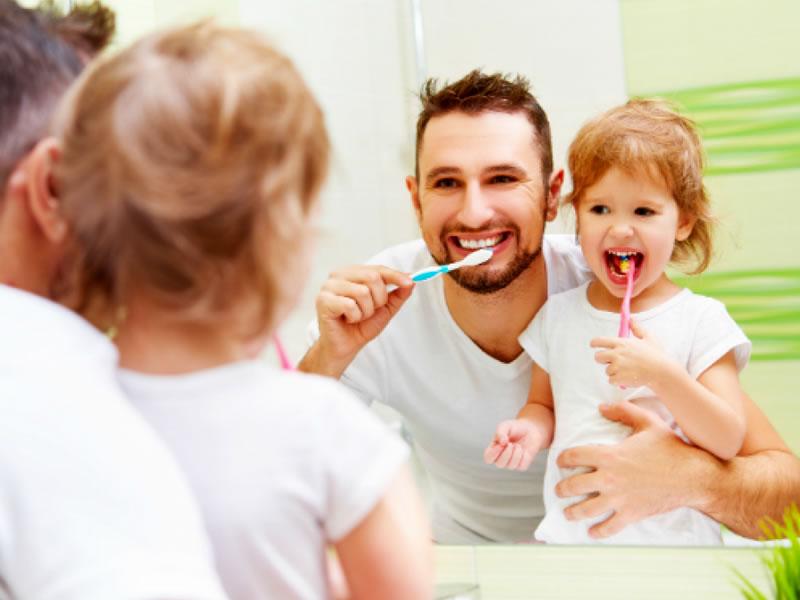 Higiene personal para enseñar a los más pequeños