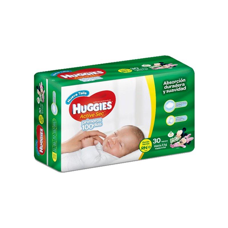 Huggies Active Sec RN X 30