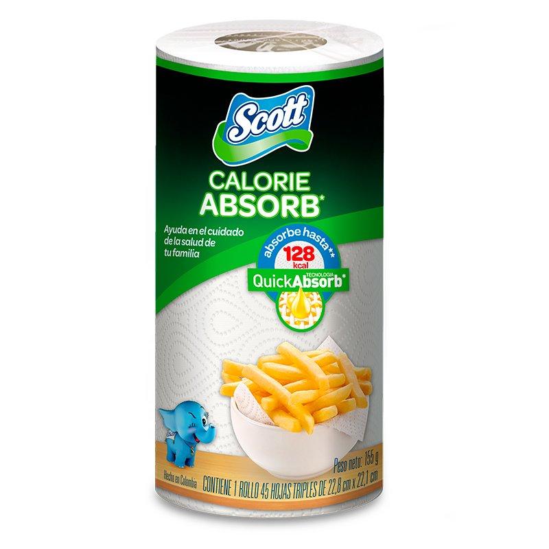 Toalla de Cocina Scott Calorie Absorb 1x58