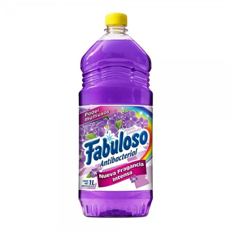 Desinfectante Fabuloso Fresca Lavanda 1L