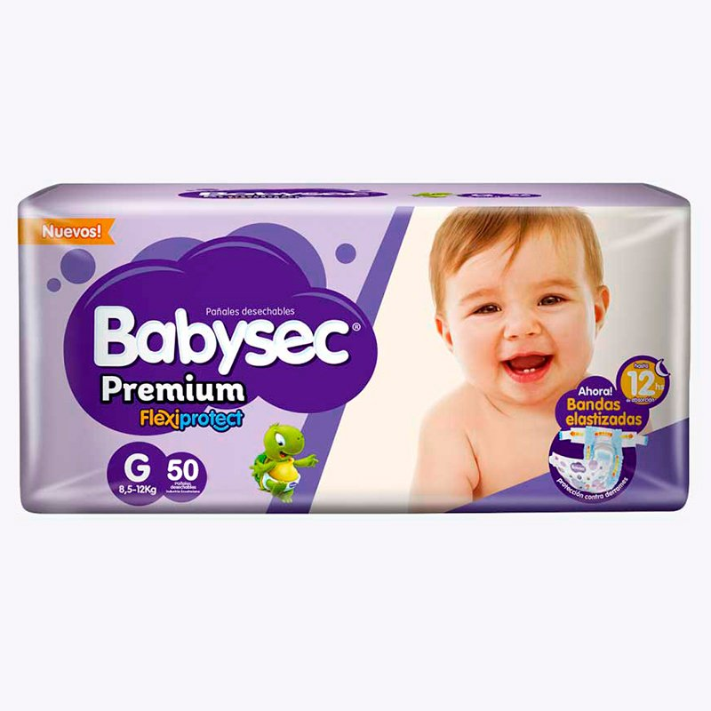 Babysec Premium G X 50