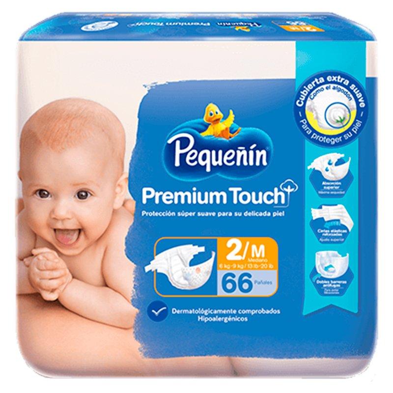 Pequeñín Premium Touch M X 66