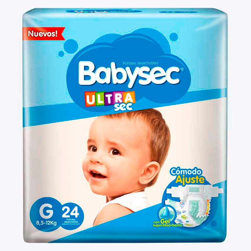 Babysec Ultra G X 24