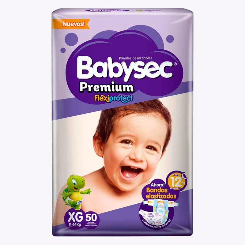 Babysec Premium XG X 50