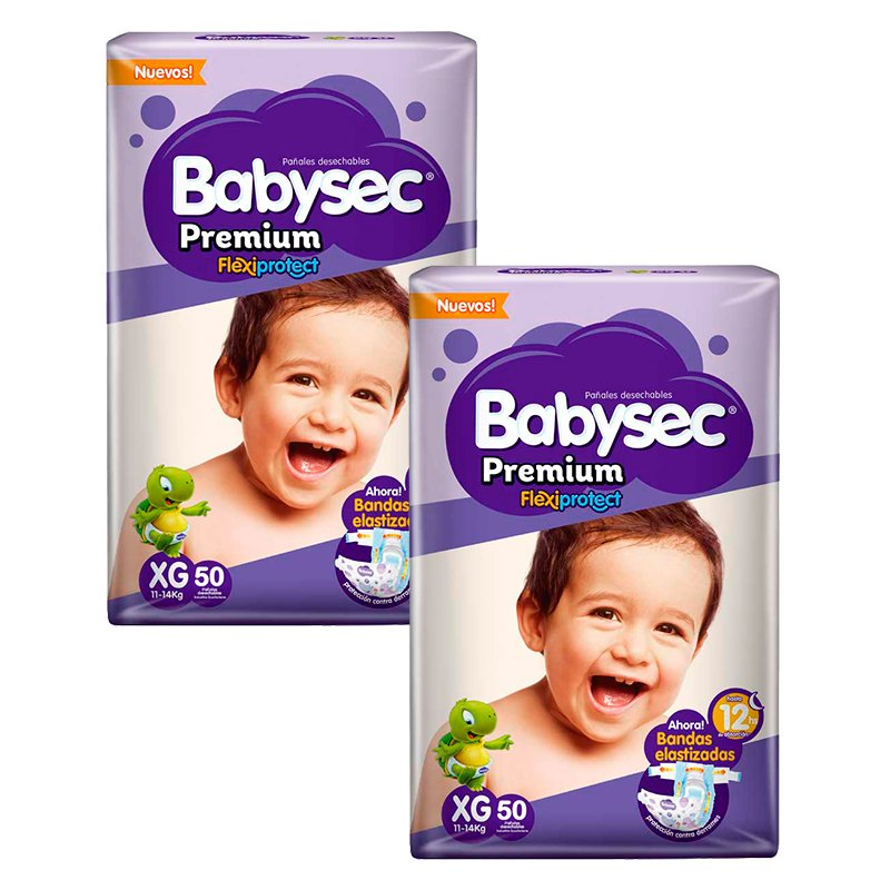 Babysec Premium DuoPack XG X 100