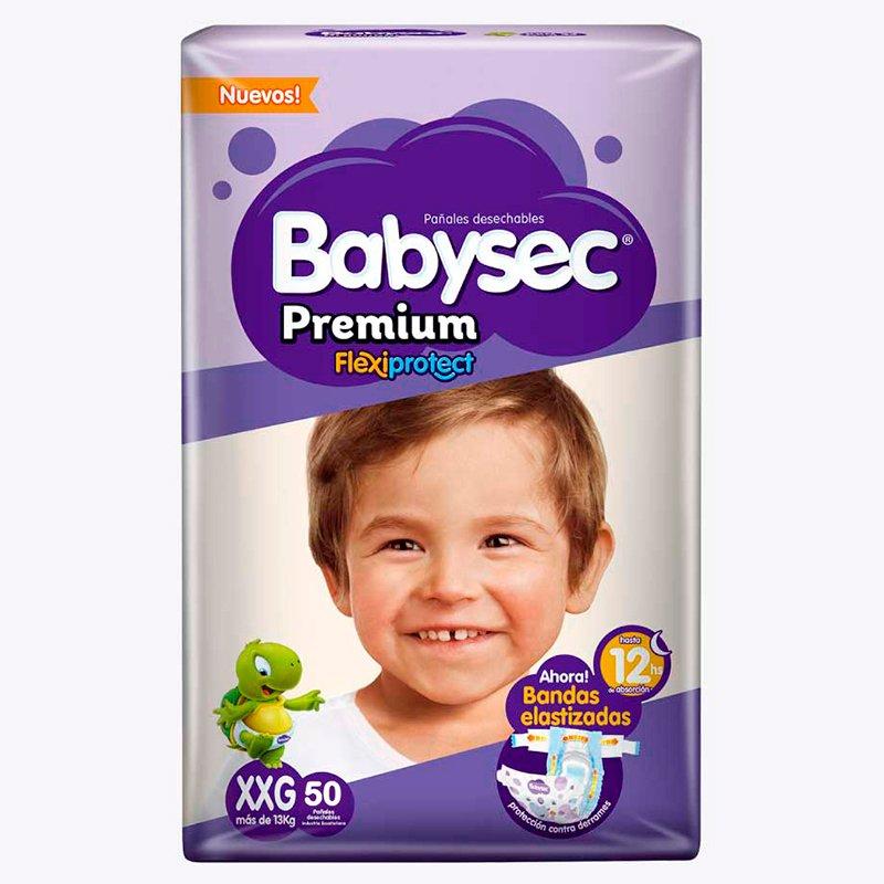Babysec Premium XXG X 50