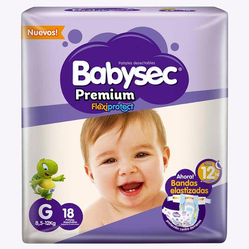 Babysec Premium G X 18