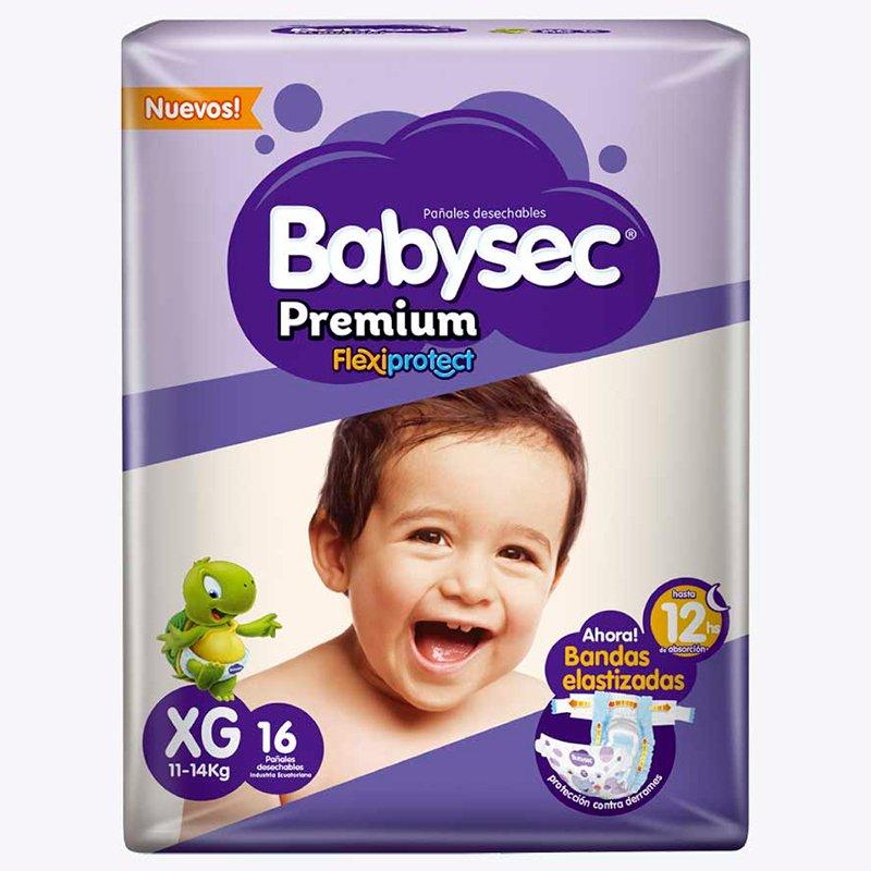 Babysec Premium XG X 16
