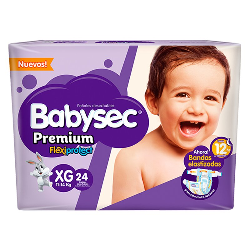 Babysec Premium XGX 24
