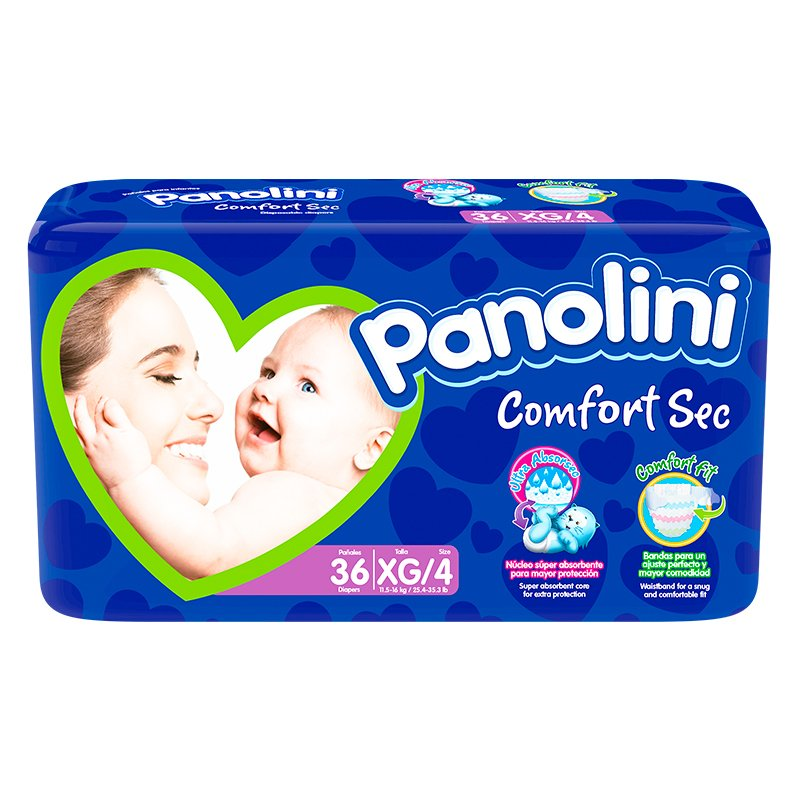 Panolini Comfort Sec XG X 36