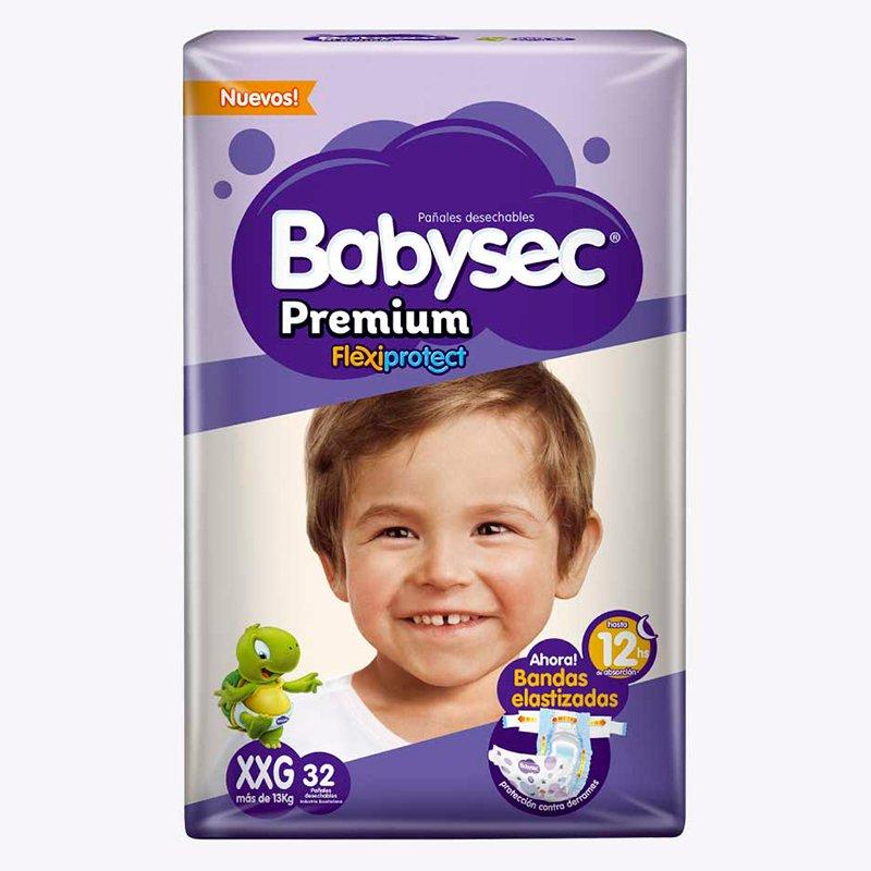 Babysec Premium XXG X 32
