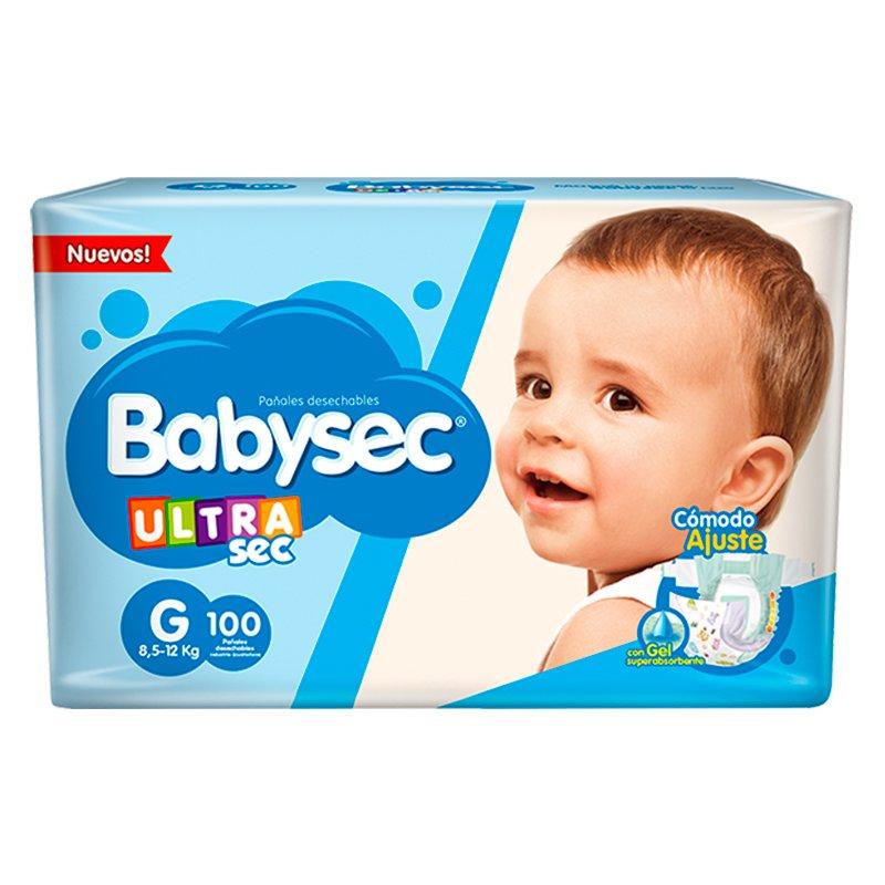 Babysec Ultra G X 100