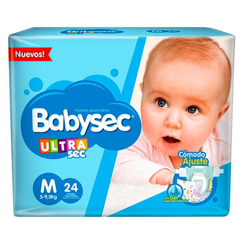 Babysec Ultra MX 24