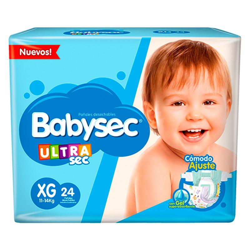 Babysec Ultra XGX 24