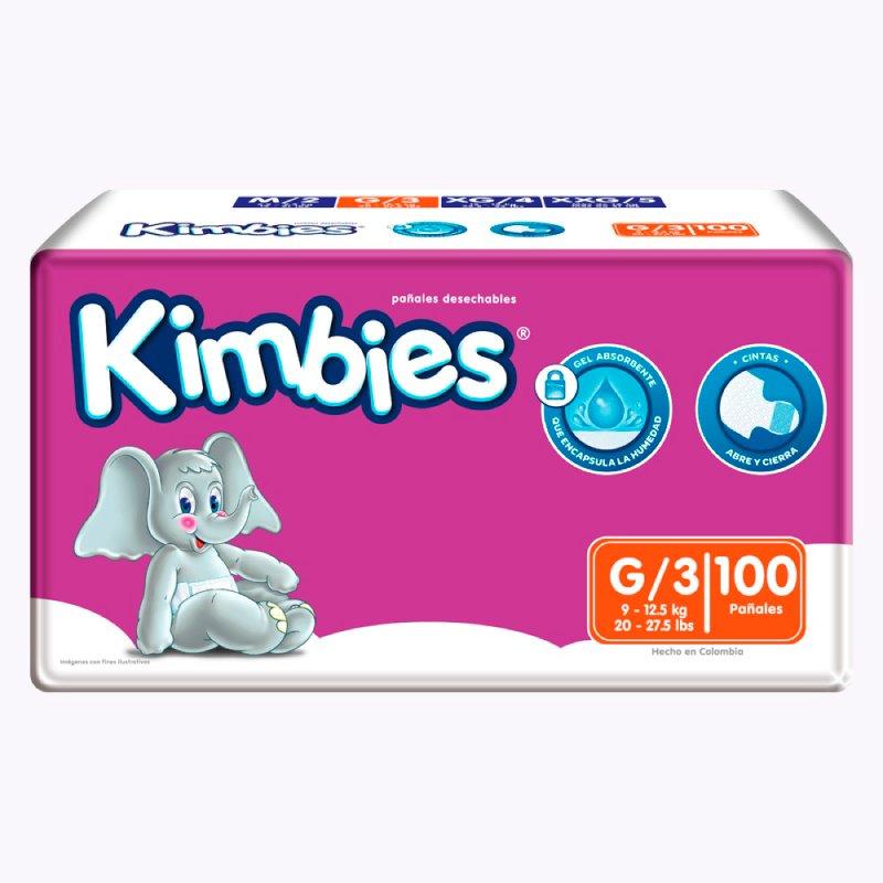 Kimbies G x 100