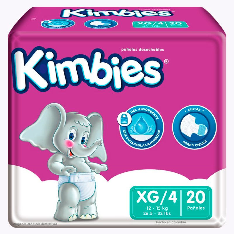 Kimbies XG x 20