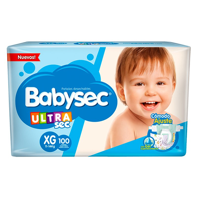 Babysec Ultra XG X 100