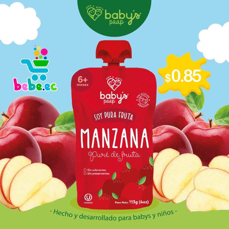Babys Compota Manzana 113g