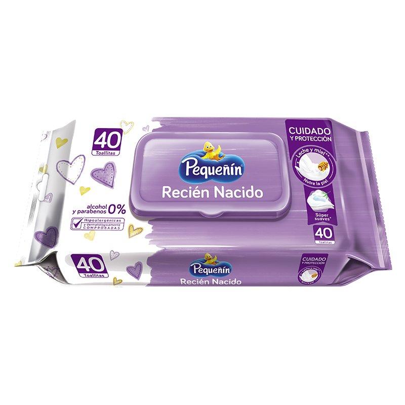 Pañitos Pequeñin RN - X40
