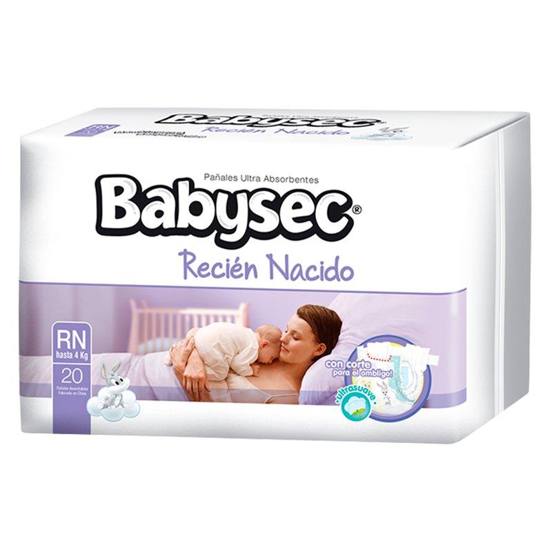 Babysec Recién NacidoX 20