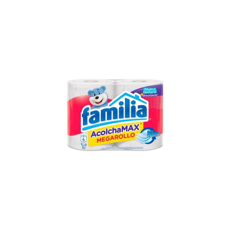 Familia Megarollo - X4