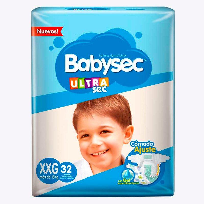 Babysec Ultra XXG X 32